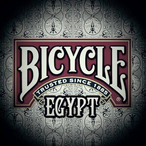 Bicycle Playing Cards Egypt