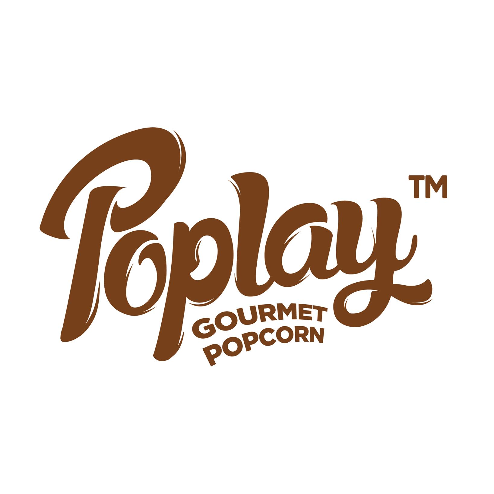 Poplay Gourmet Popcorn