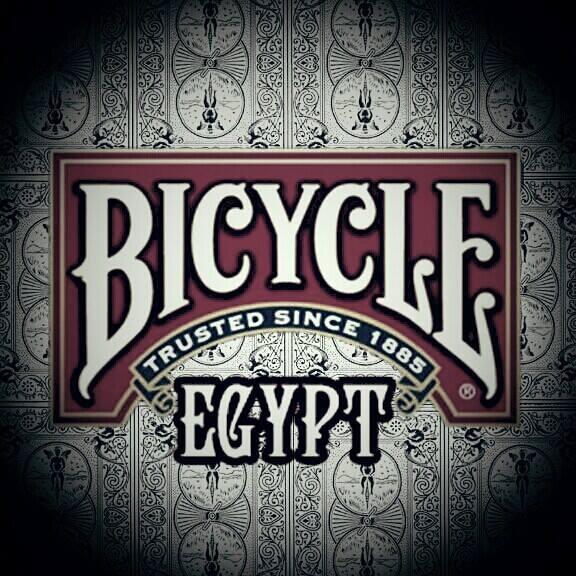 بايسكل بلاينج كاردز مصر Bicycle Playing Cards