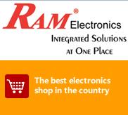 RAM Electronics shop